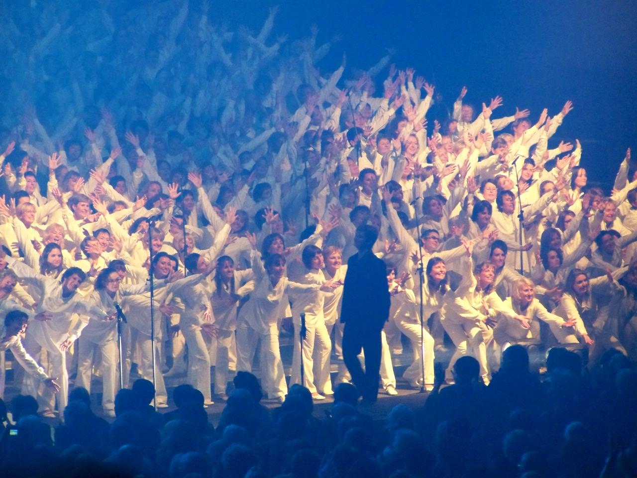 chorale Choeur de France