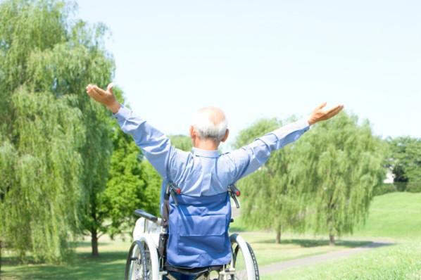 hourra fauteuil roulant vie sep