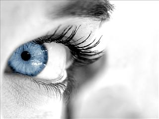 oeil sep douleur