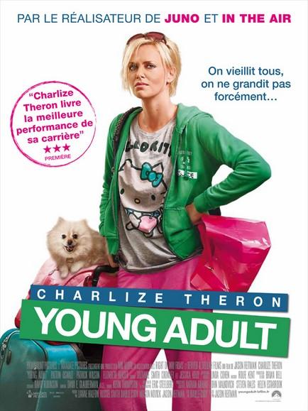 Young Adult - Film de la semaine dans COUPS DE COEUR - CINEMA young-adult