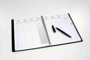rendez-vous agenda écrire situation