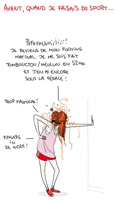 grumeau fatigue sport crevée pfiouuuu
