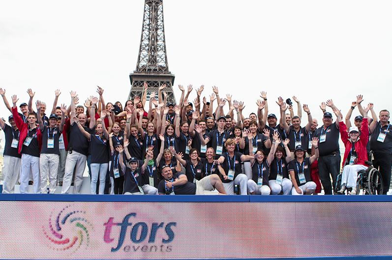 CHAMPIONNAT MONDE PARIS 2013 ARC TIR