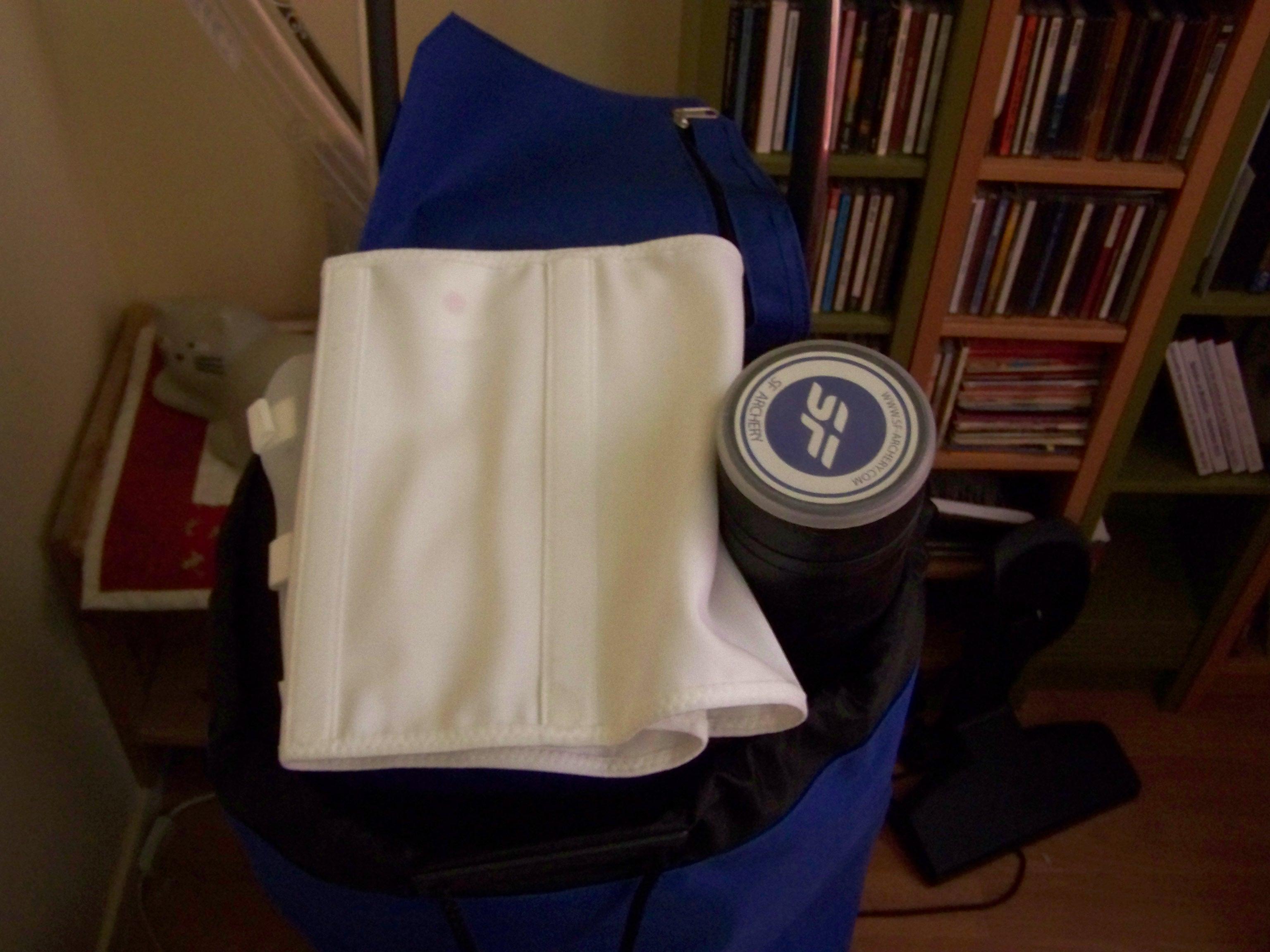 ceinture abdominale arc handisport