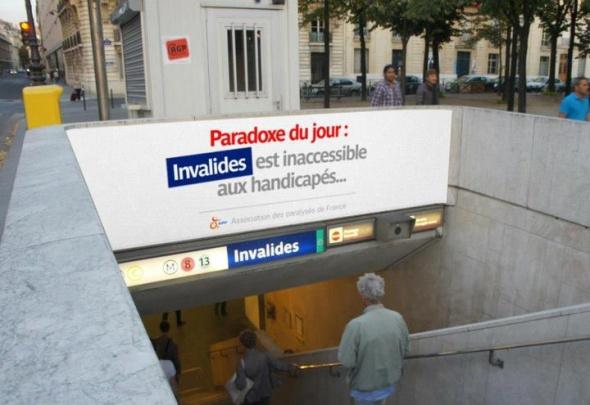RATP APF HANDICAP