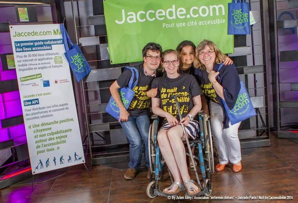 jaccede.com handicap fauteuil aide soutien