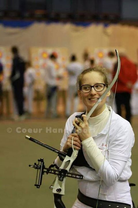 mel arc handisport paris 2015