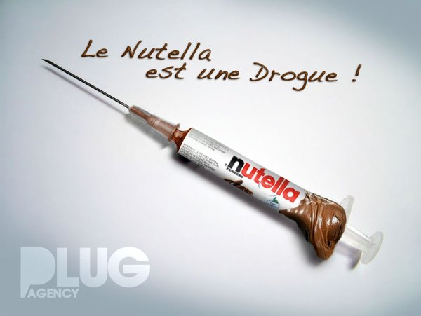 NUTELLA SERINGUE COPAXONE