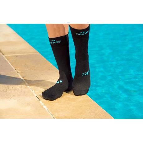 chaussettes piscine